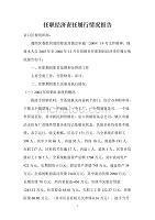 任职经济责任履行情况报告--王征宇改