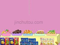 大班数学-蜘蛛和糖果店