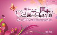 香江新城房地产项目母亲节插花温情献礼活动策划方案