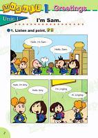 《英语》(新标准)(小学三年级起始用)学生用书