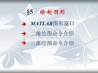 MATLAB学习5绘制图形
