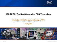 论述下一代epon技术pmc