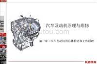 汽车发动机的总体构造和工作原理