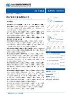 策略专题报告:IPO审核的新机制及影响