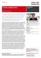 汇丰银行-中国-宏观经济-中国内幕:通货膨胀的甜蜜点