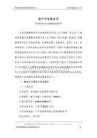 珠海格力集团资产报告书